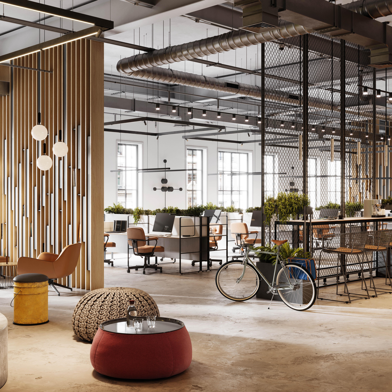 Flexible Arbeitswelten   Architektur & Innenarchitektur aus Bielefeld